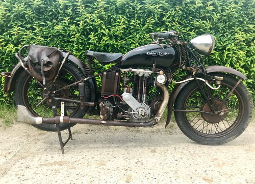 Koehler Escoffier - KGA   350cc OHV   1933 For Sale (picture 1 of 6)