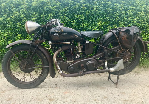 Koehler Escoffier - KGA   350cc OHV   1933 For Sale (picture 4 of 6)