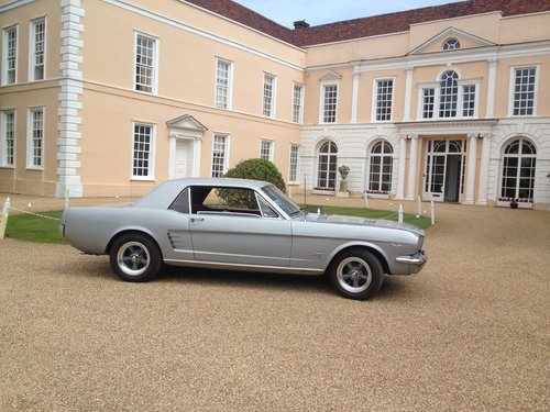 1966 Ford Mustang 302 5lt  For Sale (picture 1 of 6)