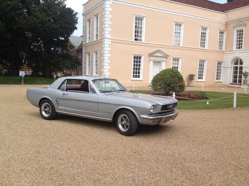 1966 Ford Mustang 302 5lt  For Sale (picture 2 of 6)