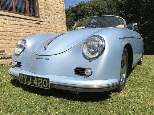 2012 SOLD - SOLD Possibly the finest Porsche Speedster  SOLD (picture 3 of 6)