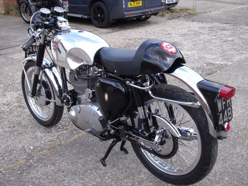 1960 B.S.A  DBD 34 GOLDSTAR For Sale (picture 4 of 6)