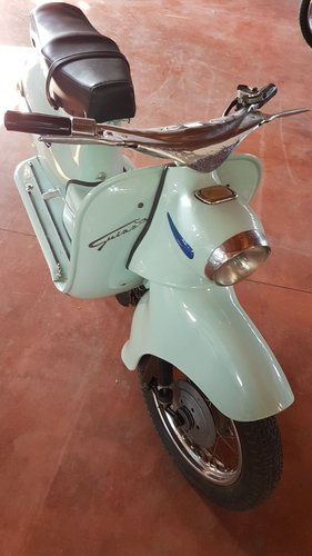 1958 Perfect original, Guizzo  Scooter from Palmieri e Golinelli For Sale (picture 1 of 6)