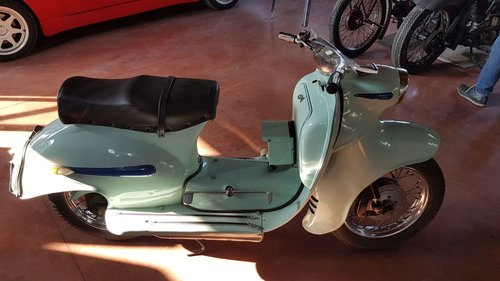 1958 Perfect original, Guizzo  Scooter from Palmieri e Golinelli For Sale (picture 2 of 6)