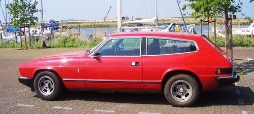 1982 Scimitar GTE SOLD (picture 1 of 6)