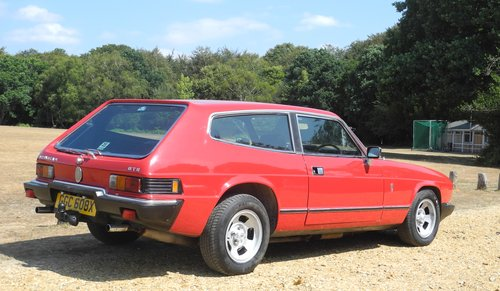 1982 Scimitar GTE SOLD (picture 3 of 6)