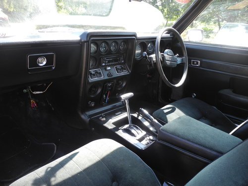 1982 Scimitar GTE SOLD (picture 4 of 6)