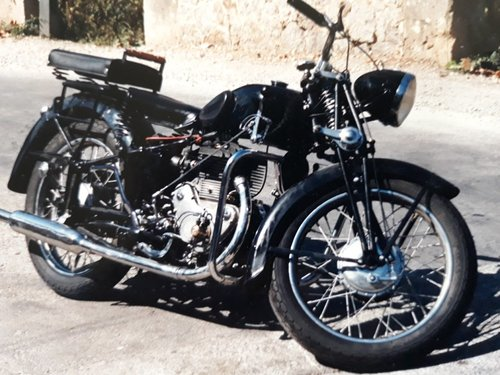 Militar Bianchi 500M year 1936 - good condition For Sale (picture 1 of 6)