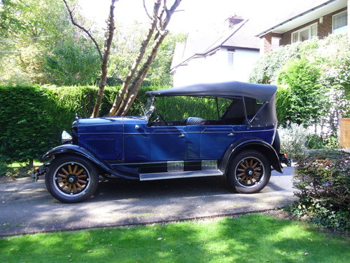 1929 Durant - four door open tourer For Sale (picture 4 of 6)