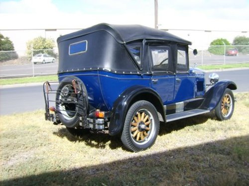 1929 Durant - four door open tourer For Sale (picture 5 of 6)