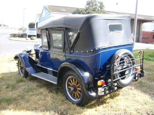 1929 Durant - four door open tourer For Sale (picture 6 of 6)