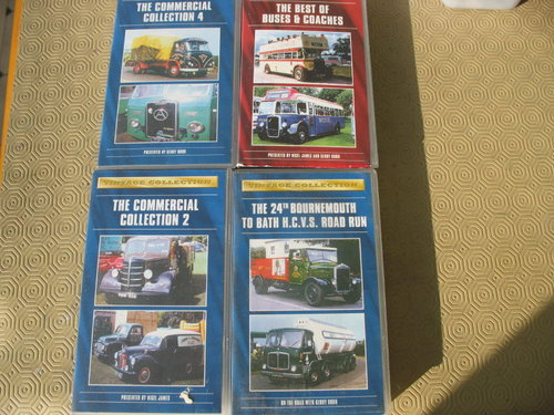 Variety of Classic transport magazines For Sale (picture 1 of 6)