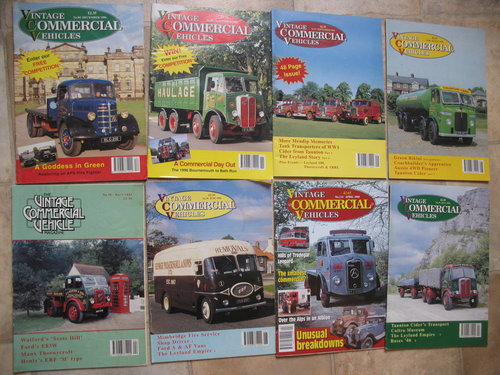 Variety of Classic transport magazines For Sale (picture 2 of 6)