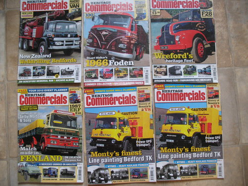 Variety of Classic transport magazines For Sale (picture 3 of 6)