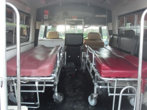 1982 Range Rover Ex MOD Ambulance  For Sale (picture 4 of 5)