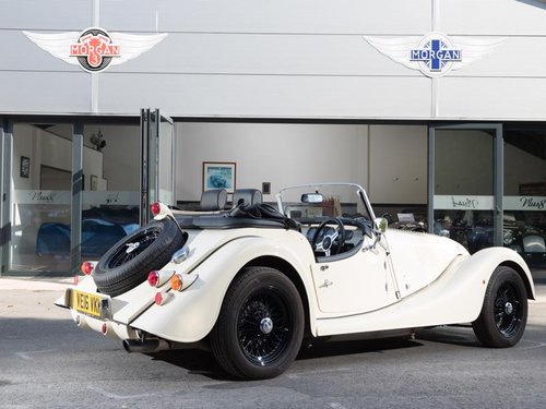 2016 Morgan Plus 4 For Sale (picture 2 of 5)