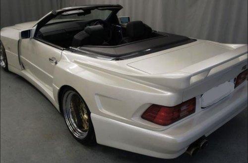 1991 ULTRA RARE KOENIG RHD 500SL R129 SOLD (picture 1 of 6)