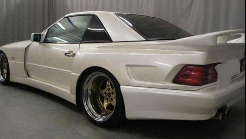 1991 ULTRA RARE KOENIG RHD 500SL R129 SOLD (picture 3 of 6)