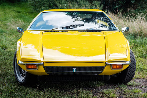 1972 De Tomaso Pantera- frame off restored For Sale (picture 1 of 3)