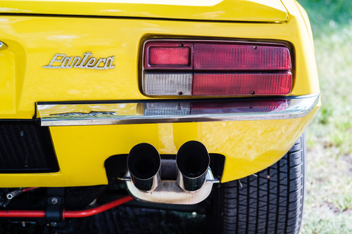 1972 De Tomaso Pantera- frame off restored For Sale (picture 2 of 3)