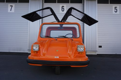 1972 Bma amica 125cc ,3wheeler, Gullwings, MicroCar For Sale (picture 1 of 6)