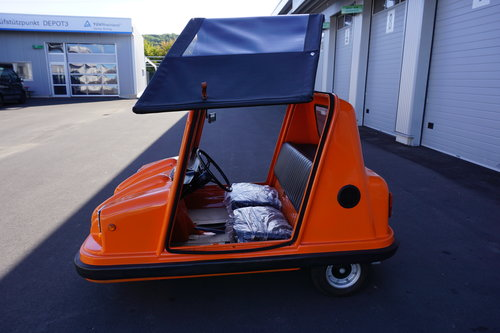 1972 Bma amica 125cc ,3wheeler, Gullwings, MicroCar For Sale (picture 2 of 6)