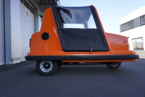 1972 Bma amica 250cc ,3wheeler, Gullwings, MicroCar For Sale (picture 4 of 6)