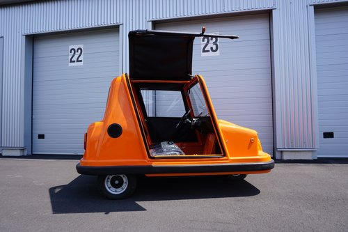 1972 Bma amica 125cc ,3wheeler, Gullwings, MicroCar For Sale (picture 6 of 6)