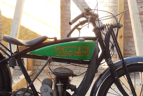 1926 Motoconfort MC1 308 cc   For Sale (picture 5 of 6)