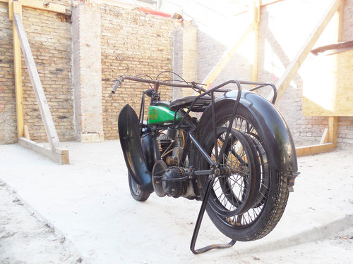 1926 Motoconfort MC1 308 cc   For Sale (picture 6 of 6)