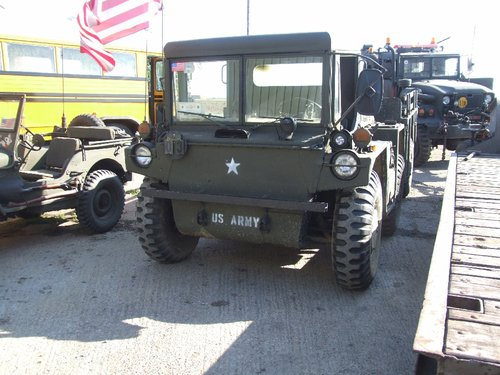 1968 M561 Gamm Goat For Sale (picture 1 of 6)