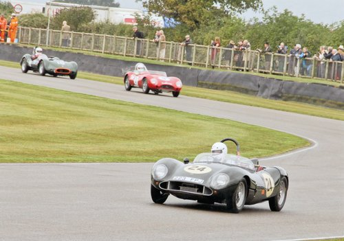 1954/58 Playford MG Sports Racer For Sale (picture 4 of 5)