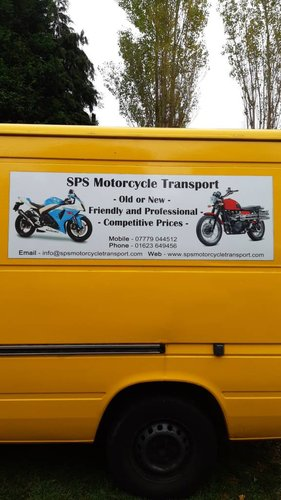 SPS Motorcycle Transport  (picture 2 of 2)