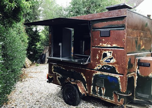 Festival / Street Food Catering Trailer  For Sale (picture 1 of 6)