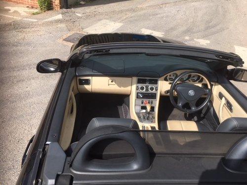 2001 Mercedes-Benz SLK 320 V6 For Sale (picture 3 of 6)