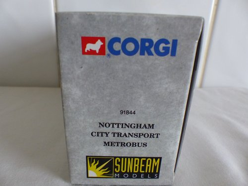 METROBUS-NOTTINGHAM CITY TRANSPORT-1:76 SCALE For Sale (picture 4 of 5)