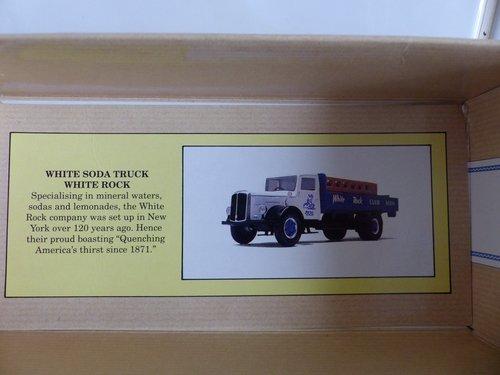 WHITE TRUCK-WHITE ROCK CLUB SODA-1;50 SCALE For Sale (picture 4 of 6)