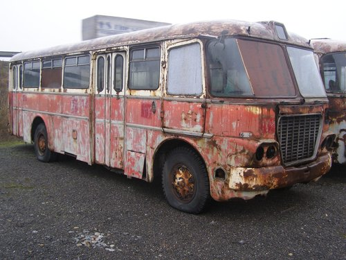 1964 Ikarus 620 For Sale (picture 1 of 6)