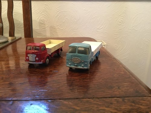 Sixties corgi lorries For Sale (picture 1 of 4)