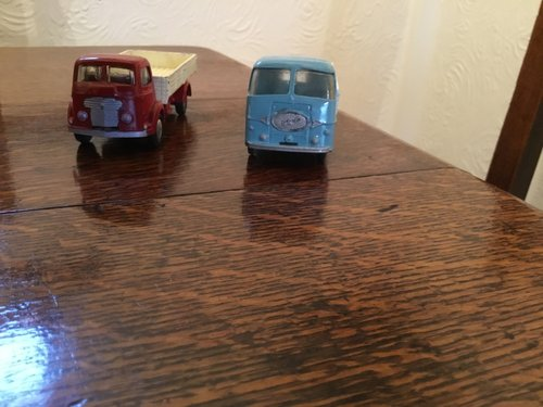 Sixties corgi lorries For Sale (picture 2 of 4)