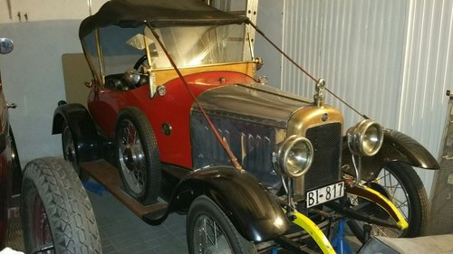 1911 Calthorpe Minor Torpedo 1914/1915 For Sale (picture 2 of 2)
