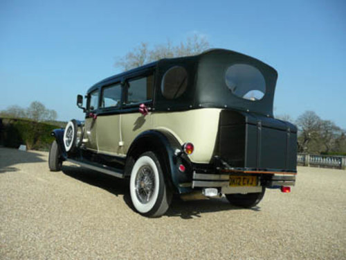 2012 Bramwith Landaulette  SOLD (picture 4 of 5)