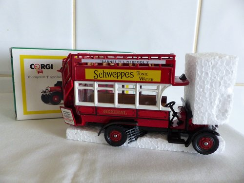 THORNEYCROFT BUS-SCHWEPPES TONIC WATER For Sale (picture 4 of 6)