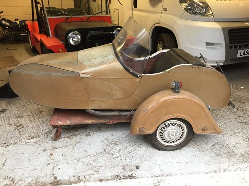 1960 sidecar For Sale (picture 2 of 6)