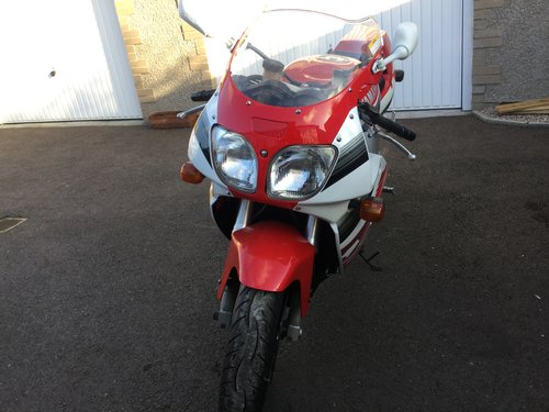 1996 Yamaha YZF 750R For Sale (picture 3 of 4)