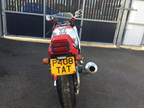 1996 Yamaha YZF 750R For Sale (picture 4 of 4)