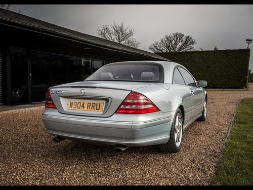 2000 Rear CL600 For Sale (picture 4 of 4)