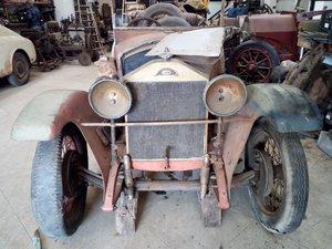 Ceirano, valve-in-head engine, Original, 1925