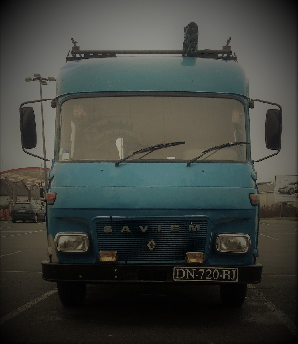 1970 Vintage Saviem sg2 - perfect food truck or camper For Sale (picture 6 of 6)