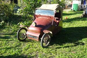 1954 Mochet type K , minicar , messerschmitt isetta